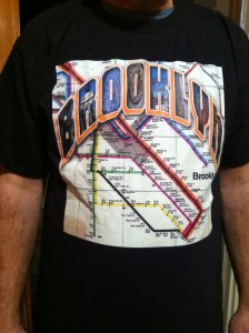 brooklyn shirt